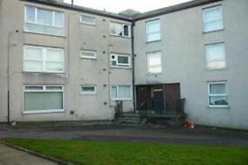 2 bedroom un furnished top floor flat on Kyle Road, Cumbernauld North Lanarkshire