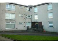 2 bedroom un furnished top floor flat on Kyle Road, Cumbernauld North Lanarkshire