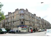 Traditional 2 bedroom furnished optional second floor flat to let on Wellshot road, Tollcross,