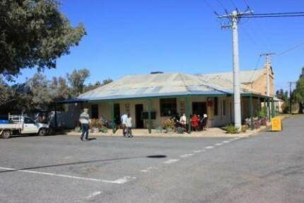 Cafe, Gallery and Dwelling Wilcannia Central Darling Area Preview
