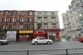 1 Bedroom second floor part furnished flat to rent on Tollcross Road, Parkhead, Glasgow East End