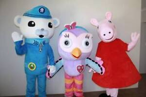 Mascots by Masquerade Ellenbrook Swan Area Preview
