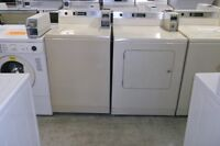 DUO COMMERCIAL WASHER,DRYER