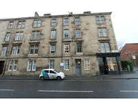 Traditional 2 bedroom ground floor un furnished flat on West Graham Street, Glasgow City
