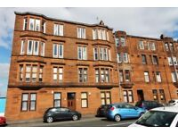 2 Bedroom furnished or unfurnished flat to rent on Dalmarnock Road, Dalmarnock, Glasgow East End