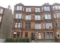 Traditional 2 bedroom top floor furnished flat on Whitehill Street Dennistoun Eastend