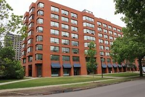 FURNISHED Downtown- 1 Bed. RENOVATED Underground Parking