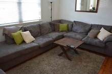 Modular Sofa with Sofa Bed & Ottoman Cremorne North Sydney Area Preview
