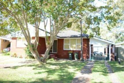 Fully floorboard four bedroom, brick home. Walk to train.