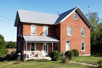 BEAUTIFUL COUNTRY HOME ON 7.5 ACRES