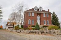 Stunning 4 bed, 3.5 bath, 2 storey all brick home-