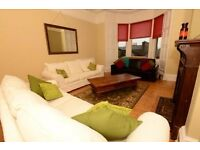 Student: double bedroom: 6 bed, lounge, dining kitchen, 2full bath Central Flat