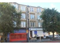 Traditional 2 bedroom, (furnished or unfurnished) first floor flat on Main Street, Rutherglen