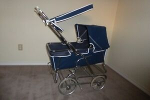 VINTAGE BABY CARRIAGE / PRAM - PRICE DROP