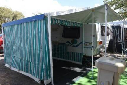 Jayco Freedom pop top in excellent condition