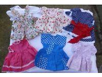 Vintage dolls clothes