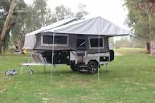 Predator Puma FF Off Road Forward Fold Camper Trailer Wagga Wagga 2650 Wagga Wagga City Preview