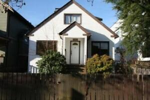 2 Bedroom Top Floor of  a House- Cambie/VGH