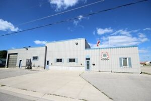 Goderich #2 Industrial building on 1.02 acre!