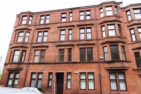 Traditional 1st Floor 1 bedroom part furnished flat, Midton Street, Springburn, Glasgow North Side.