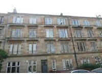 3 Bedroom top floor Furnished / Unfurnished flat To rent on Roslea Drive, Dennistoun Glasgow East