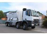 READYMIX CONCRETE DELIVERY All Areas, call Andy 07568441277