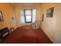 1 Bedroom second floor furnished flat to rent on Westmuir Street, Parkhead, Glasgow East End