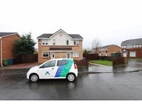 2 Bedroom semi detached unfurnished house to renton Wheatley Drive, Shettleston, Glasgow East End