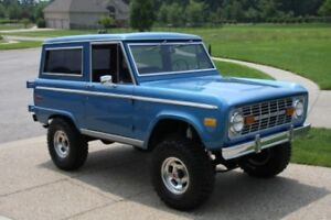 Looking for 1966-77 Ford Bronco parts