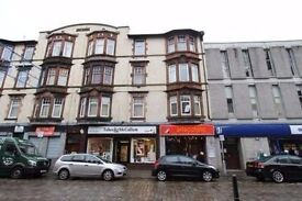 **Freshly decorated 2 bedroom flat to rent Greenock town centre**