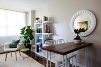 Bachelor-Near Avenue/Eglinton-Newly Renovated-Designer finishes!