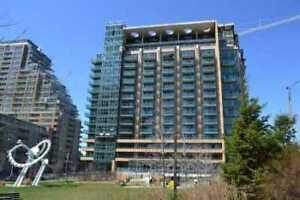 Immaculate one bedroom apartment in Liberty Village with parking