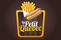 LOOKING FOR LINE COOK AND PREP WORKER AT PETIT QUEBEC