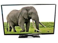 48 INCH LED Full HD TV WITH BUILT IN FREEVIEW HD AND USB PLAYBACK**DELIVERY IS POSSIBLE**