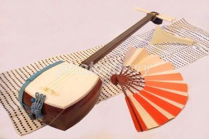 Shamisen class (Japanese traditional instrument) Melbourne CBD Melbourne City Preview