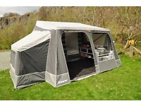 2016 Camp-let Classic with many extras for sale! Barely even used!