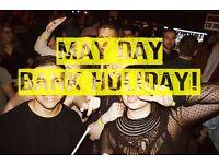 May Day Bank Holiday Pub Crawl