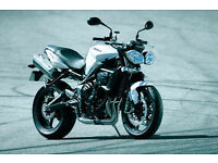 Wanted,Headlights for Triumph Street/Speed Triple