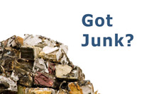 Same Day Junk Removal Service call or text 204-451-7751