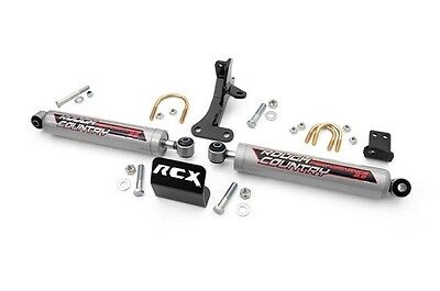 ROU- 87496 Rough Country Steering Stabilizer Jeep Grand Cherokee 99-04