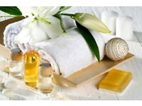 Treat Body&Mind: Swedish Massage £27/60 min; Deep Tissue £38/60 min; Aromatherapy Massage £54/90min