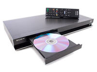 Sony Blue Ray 3D DVD Smart Player