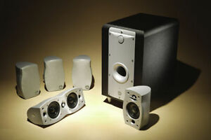Athens 5.1 HOME THEATER SPEAKER SYSTEMS