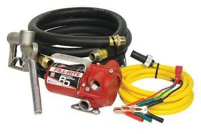 Fill-rite Rd812nh Fuel Transfer Pump 12vdc 8 Gpm 16 Hp Cast Iron 34 Npt