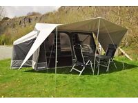 CAMPLET TRAILER TENT immaculate condition, bought from new 2013, only used 3 times