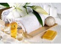 Limited Time Offer: Swedish Massage £27/60 min;Deep Tissue £38/60 min;Aromatherapy Massage £54/90min