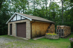 Home/Cottage with 4 Bedrooms on Long Lake