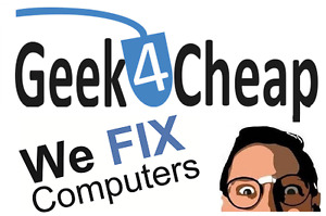 Geek4Cheap ★ Computer Clean up SALE ★ Chatham & Wallaceburg
