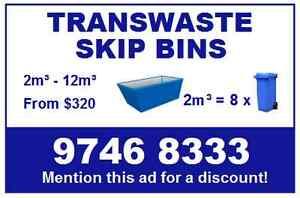SYDNEY TRANSWASTE INDUSTRIES PTY LTD Homebush West Strathfield Area Preview