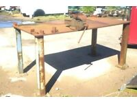Work Bench C/W Vice - Ideal Welding Table
